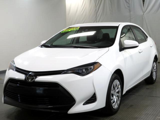 Toyota Corolla XLE CVT (Natl) 2019