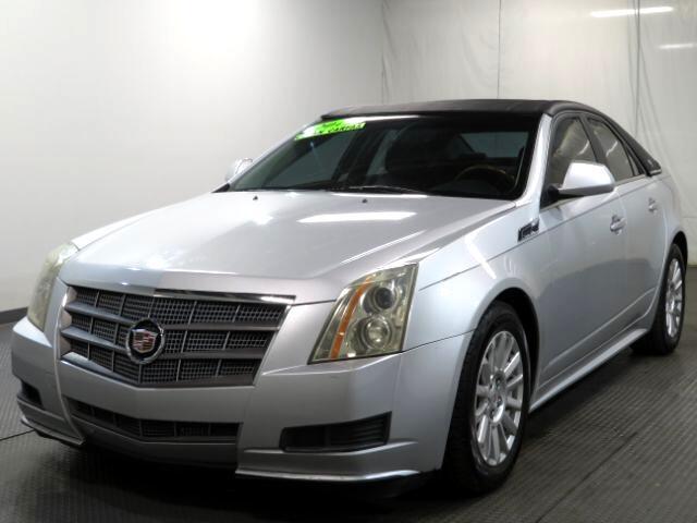 Cadillac CTS 4dr Sdn 3.0L Luxury RWD 2011
