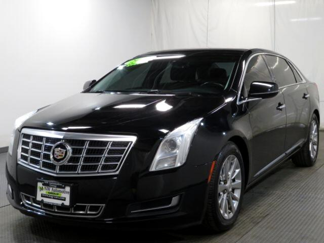 2014 Cadillac XTS 4dr Sdn Stretch Livery FWD