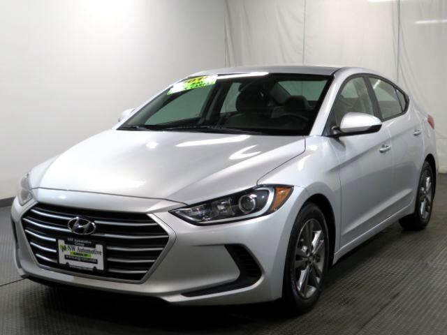 Hyundai Elantra SEL 2.0L Auto SULEV (Alabama) 2018