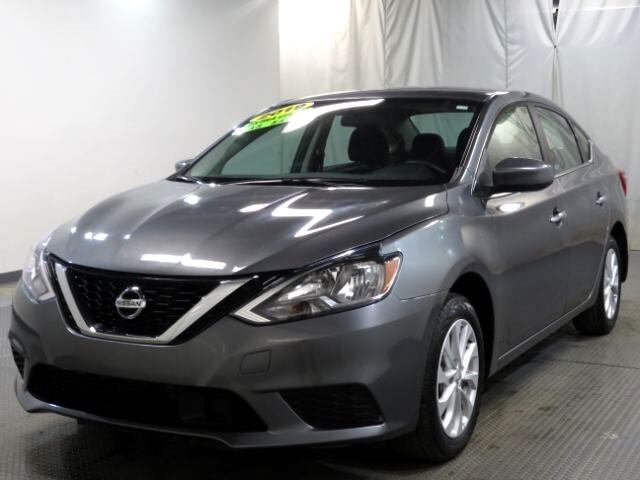 Nissan Sentra SV CVT *Ltd Avail* 2019