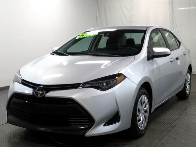 Toyota Corolla XLE CVT (Natl) 2018