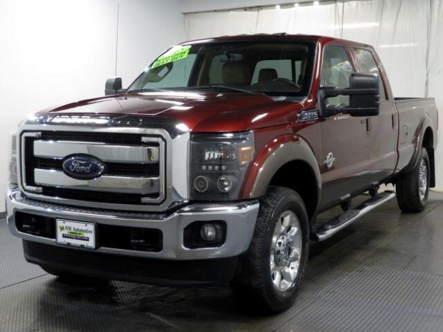 "Ford F-350 4WD Crew Cab 156"" King Ranch 2015"