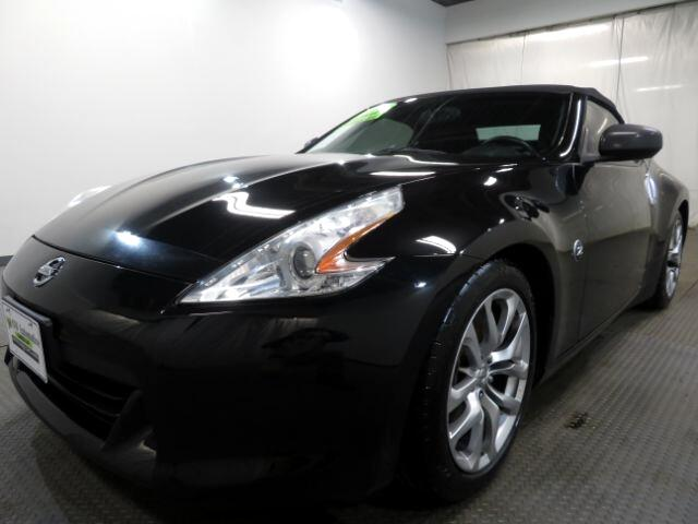 Nissan 370Z 2dr Roadster Manual Touring 2011