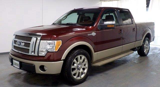 "Ford 150 4WD SuperCrew 145"" Platinum 2009"