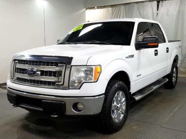 "Ford 150 4WD SuperCrew 145"" King Ranch 2014"