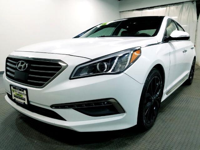 Hyundai Sonata 4dr Sdn 2.4L Limited w/Brown Seats PZEV 2015