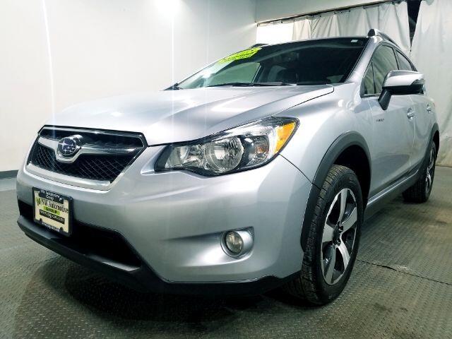 Subaru XV Crosstrek Hybrid 5dr Touring 2015