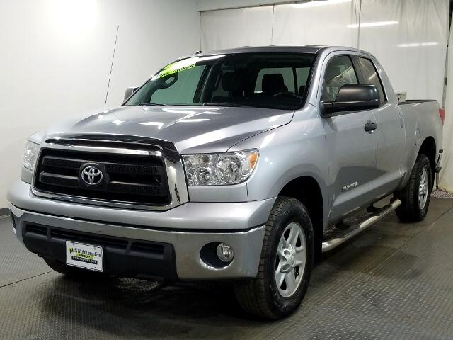 Toyota Tundra 4WD Truck Double Cab 4.6L V8 6-Spd AT (Natl) 2013