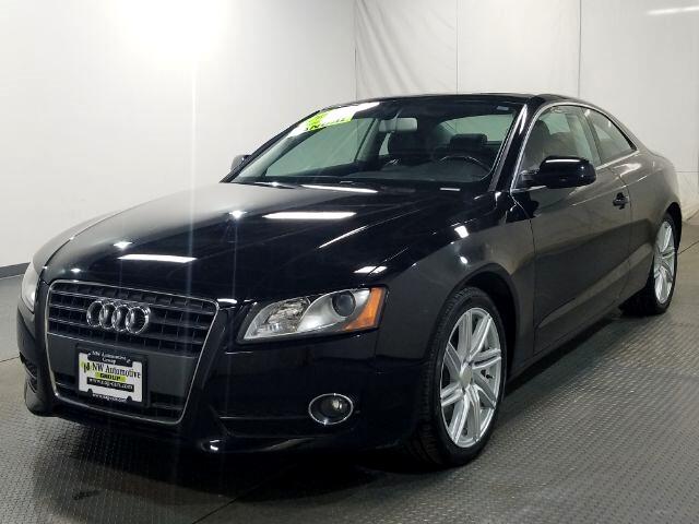 Audi A5 2dr Cpe Man quattro 2.0T Premium 2012