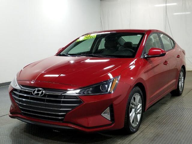 Hyundai Elantra SEL Auto 2019