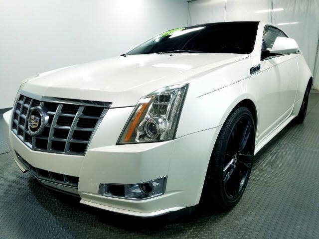 Cadillac CTS 2dr Cpe Premium RWD 2012