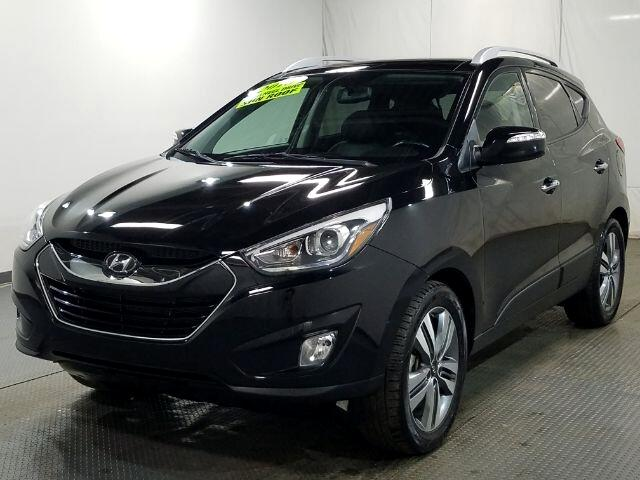 Hyundai Tucson AWD 4dr Limited 2015