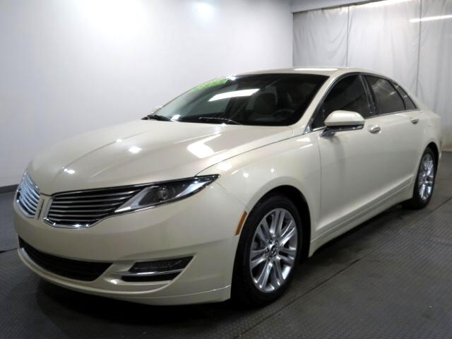 Lincoln MKZ 4dr Sdn Hybrid FWD 2014
