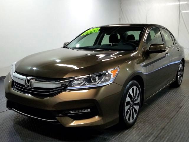 Honda Accord Hybrid EX-L Sedan 2017