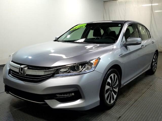 Honda Accord Hybrid EX-L Sedan 2017