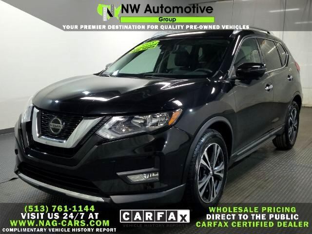 Nissan Rogue FWD SL 2018