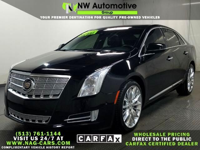 Cadillac XTS 4dr Sdn Platinum FWD 2015