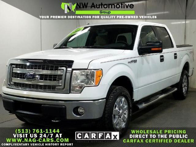 """Ford 150 4WD SuperCrew 145"""" Platinum 2014"""