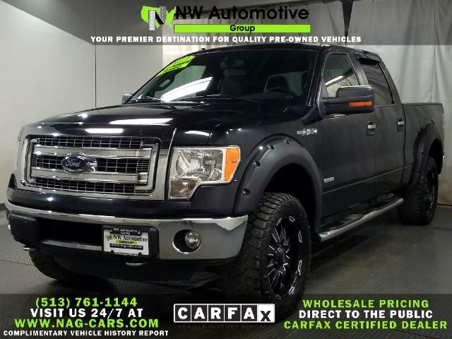 "Ford 150 4WD SuperCrew 145"" King Ranch 2013"