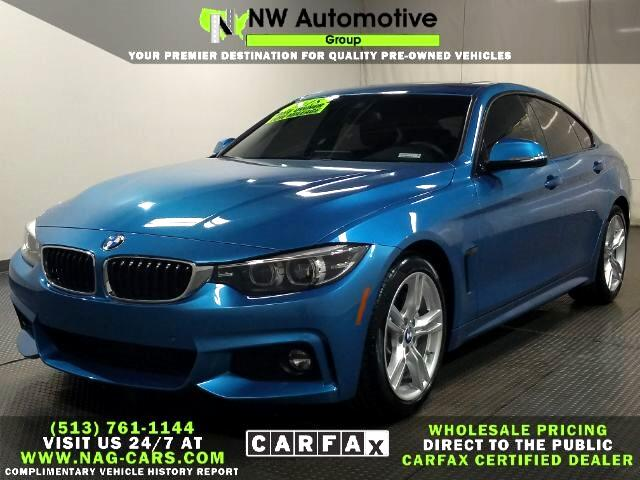 BMW 4 Series 430i Gran Coupe 2018