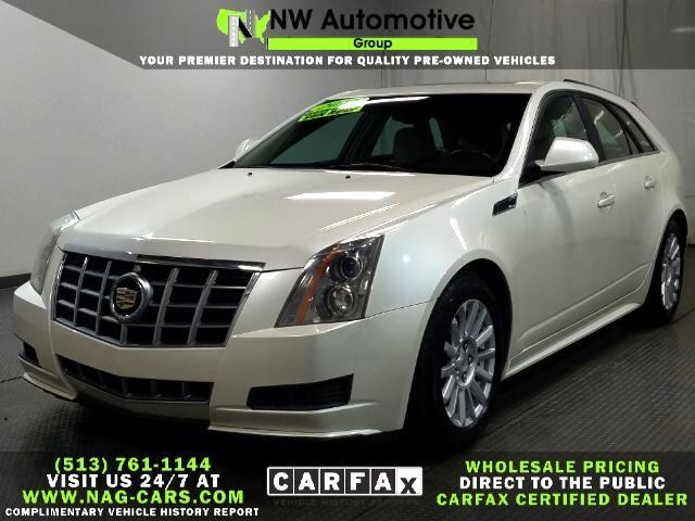Cadillac CTS Wagon 5dr Wgn 3.0L Luxury RWD 2012