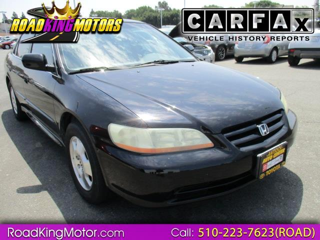 Honda Accord EX V6 sedan 2001