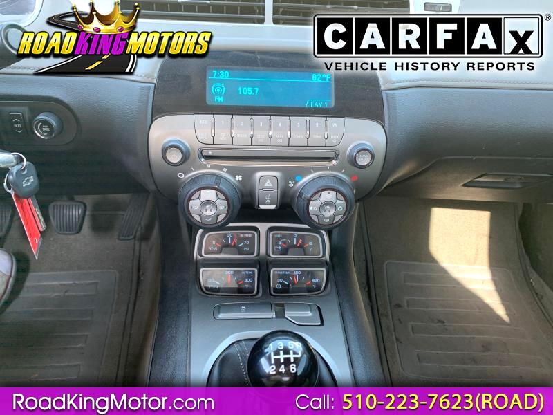 Chevrolet Camaro 2SS Coupe 2012
