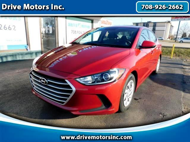 2017 Hyundai Elantra SE 6AT