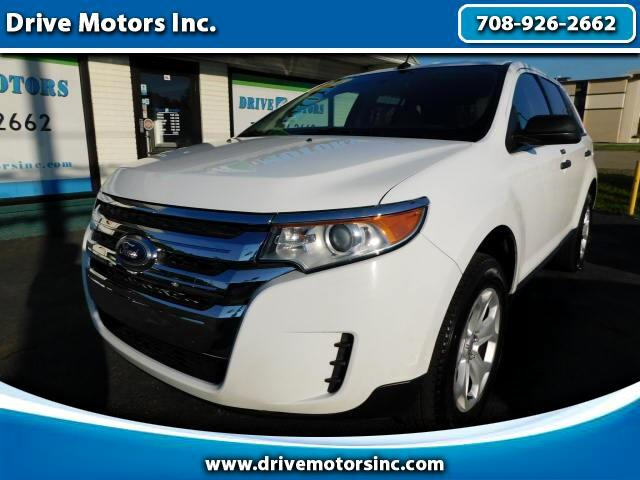 Ford Edge 4dr SE AWD 2014