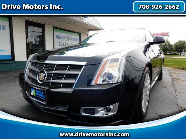 Cadillac CTS 3.6L Performance AWD 2011