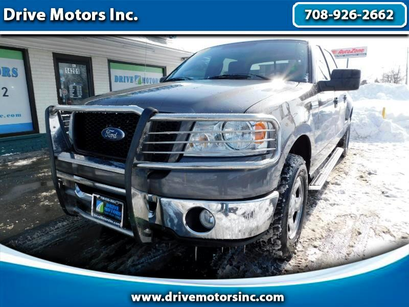 2006 Ford F-150 XLT SuperCrew 6.5-ft Box Flareside 4WD