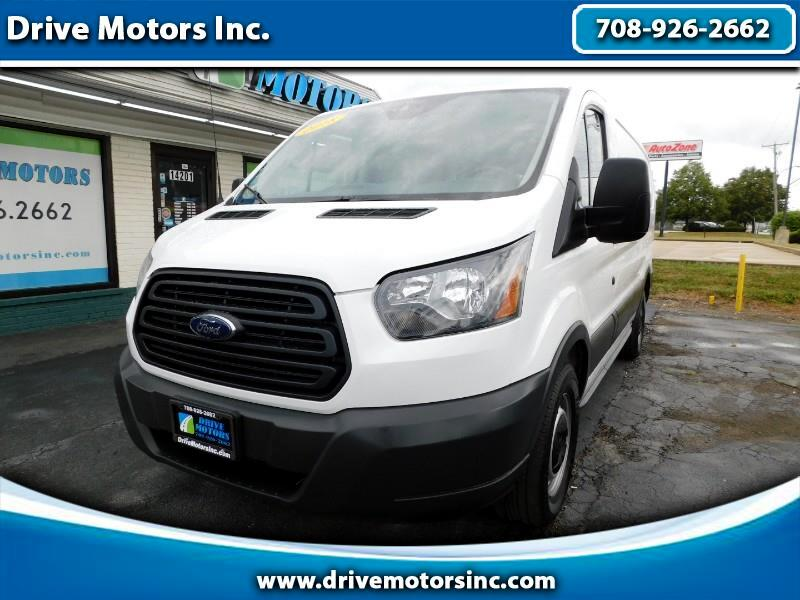 2018 Ford Transit 150 Van Low Roof 60/40 Cargo 130-in. WB
