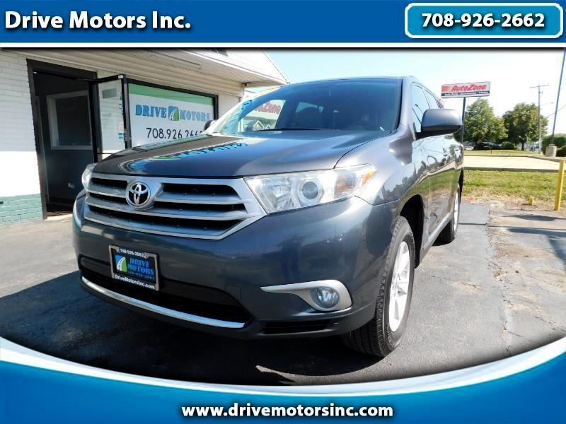 2013 Toyota Highlander Base 2WD V6