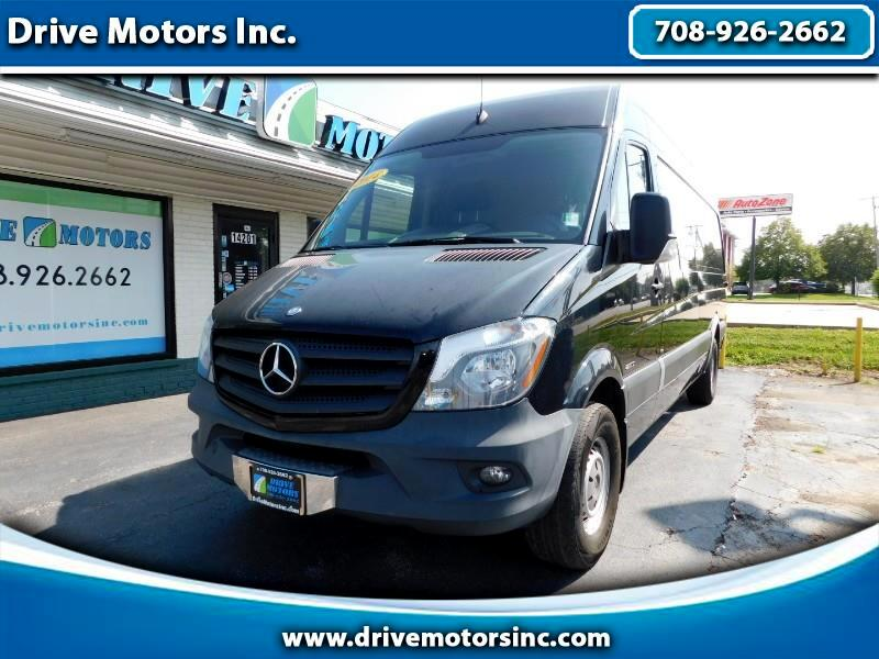 2014 Mercedes-Benz Sprinter 2500 High roof 170-in Extended RWD