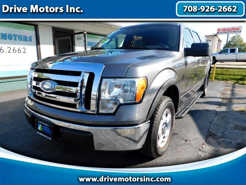 Ford F-150 XL SuperCrew 5.5-ft. Bed 2WD 2009