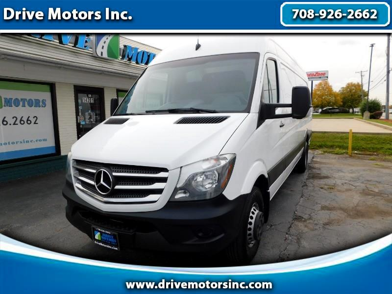 2016 Mercedes-Benz Sprinter 3500 High Roof 170-in. WB EXT