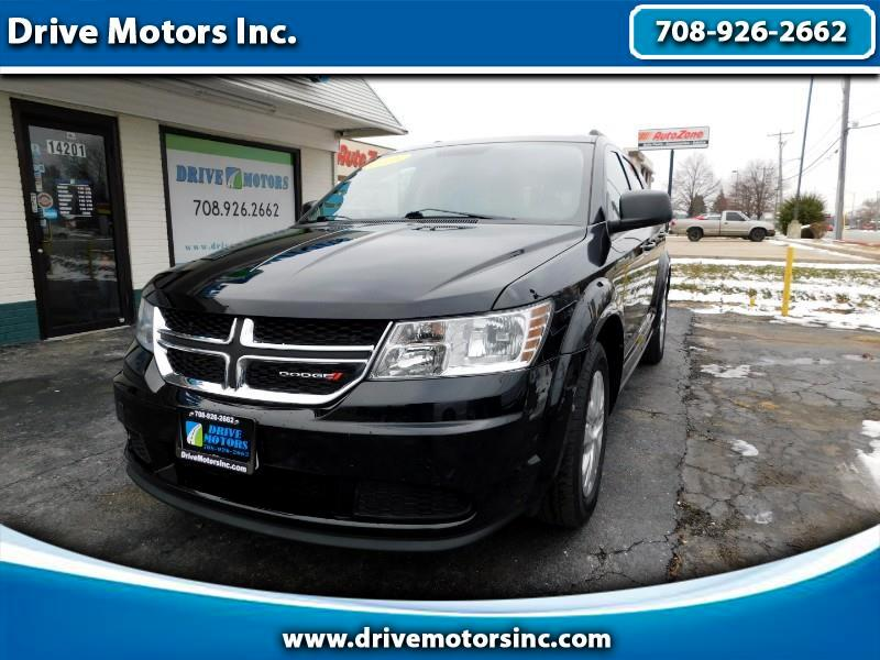 Dodge Journey FWD 4dr SE 2016