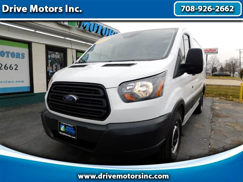 Ford Transit 250 Van Low Roof 60/40 Pass.130-in. WB 2018