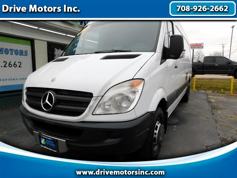 Mercedes-Benz Sprinter 3500 High Roof 170-in. WB EXT 2012
