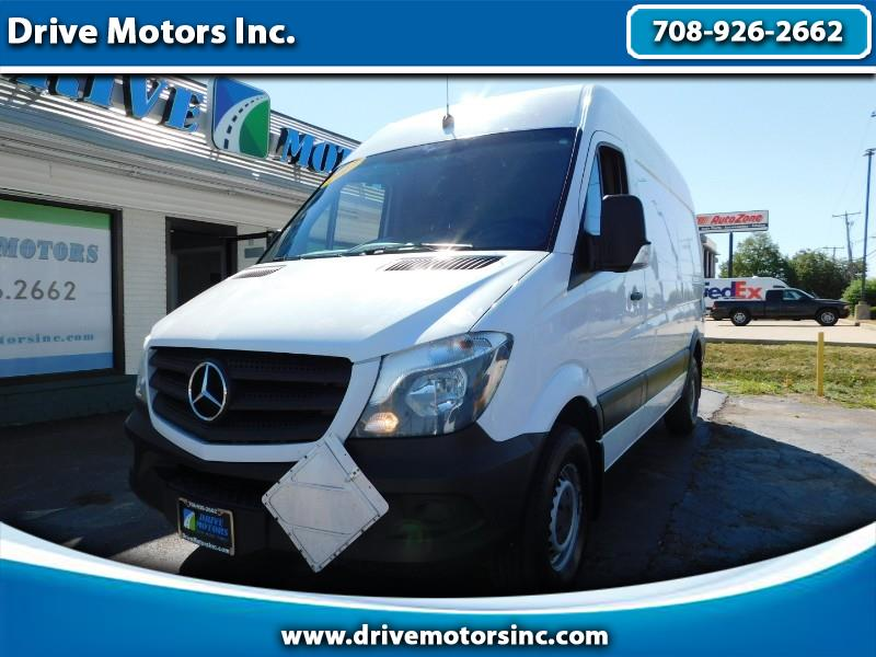Mercedes-Benz Sprinter 2500 High Roof 144-in. WB 2017