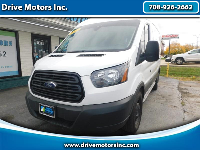 Ford Transit 150 Van Med. Roof w/Sliding Pass. 130-in. WB 2018