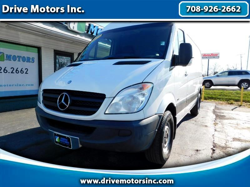 Mercedes-Benz Sprinter 2500 High Roof 144-in. WB 2013
