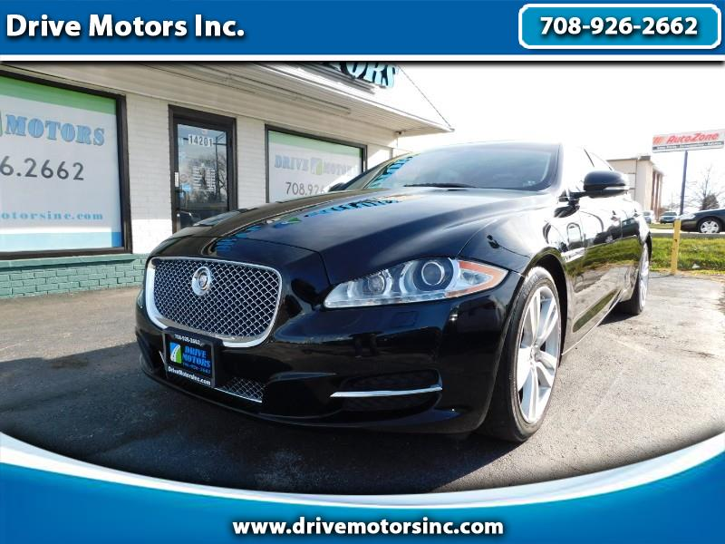 Jaguar XJ-Series  2012