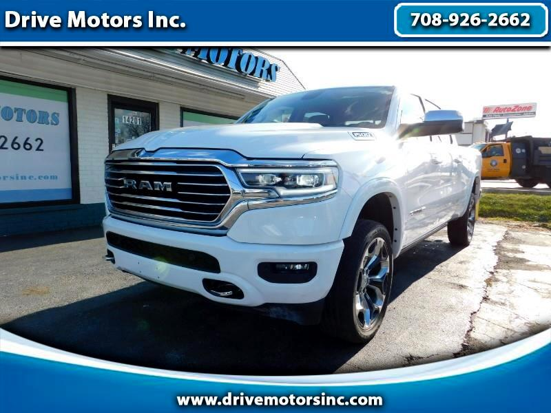 "RAM 1500 4WD Crew Cab 149"" Laramie Longhorn Edition 2020"