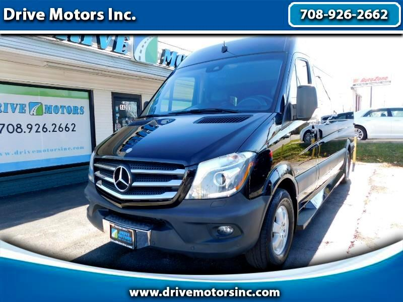 Mercedes-Benz Sprinter 2500 Passenger Van High Roof 170-in. WB 2014