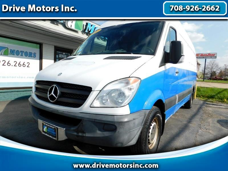 Mercedes-Benz Sprinter 2500 High Roof 170-in. WB EXT 2012