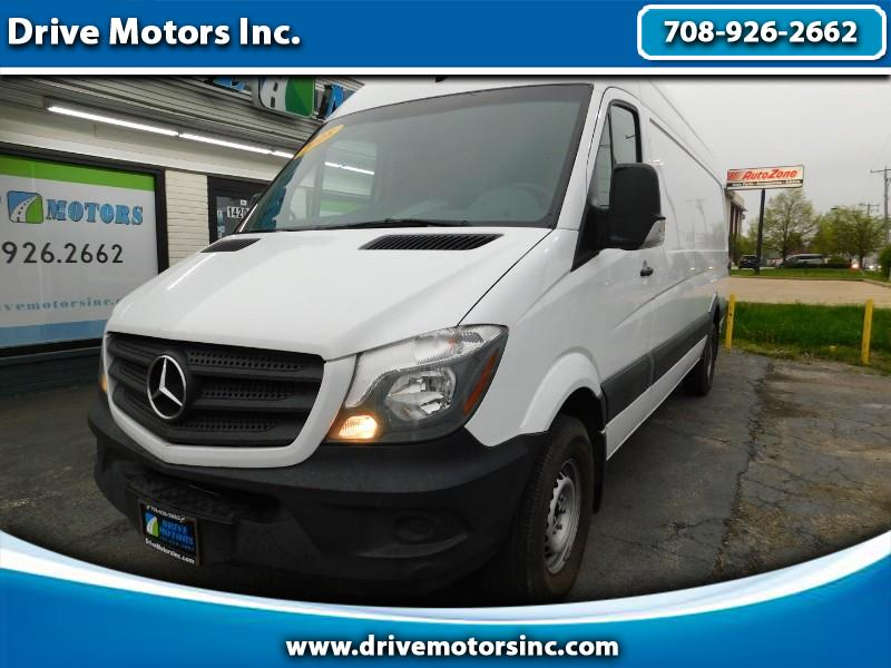 Mercedes-Benz Sprinter 2500 High Roof 170-in. WB 2018