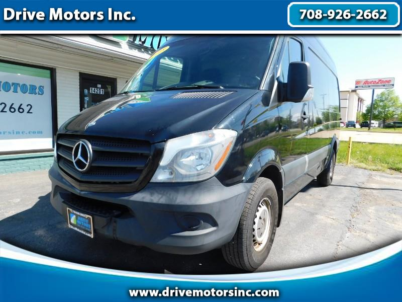 Mercedes-Benz Sprinter 2500 High Roof 144-in. WB 2015