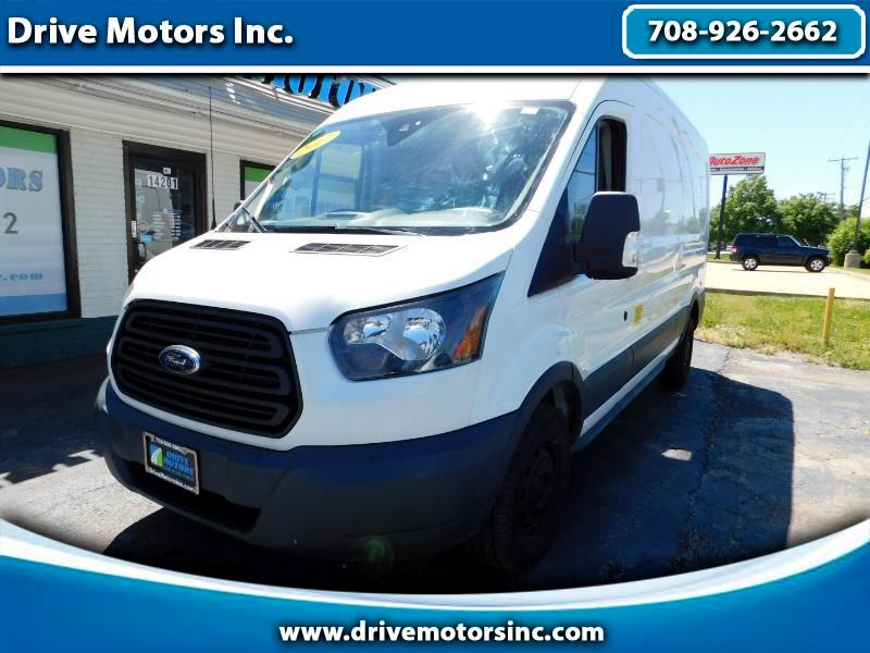 Ford Transit 150 Van Med. Roof w/Sliding Pass. 148-in. WB 2017